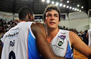 Gui e Ricardo: entre os melhores. Foto: João Pires/LNB