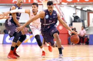 Isaac, reforço do Bauru Basket