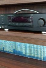 A coleção de DVDs com todos os jogos do polo aquático. Foto: Fernando Beagá/Canhota 10