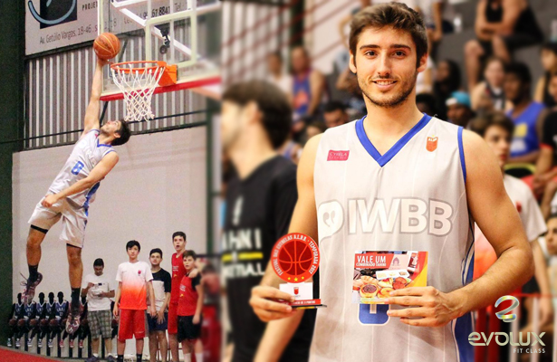academia Evolux basquete