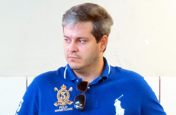Reinaldo Mandaliti, presidente do Vôlei Bauru, fala sobre Tifanny