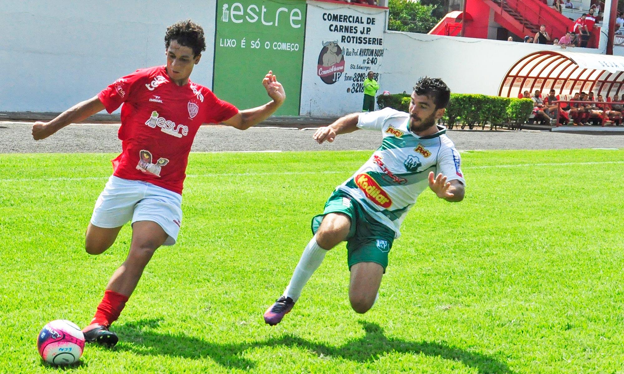 Noroeste x Rio Preto - Série A3 2018