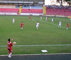 Rafael Mineiro Noreste Linense Copa Paulista 2010 Bauru futebol