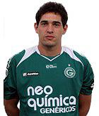 Marcus Vinícius atacante Goiás Noroeste futebol
