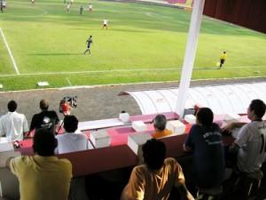 Jogo treino Noroeste São Carlos imprensa Alfredão Copa Paulista futebol