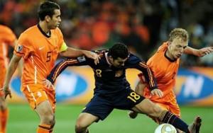 Final Copa do Mundo Fifa 2010 Espanha Holanda