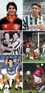 Renato Gaúcho ponta atacante Flamengo Fluminense Cruzeiro Grêmio futebol carioca