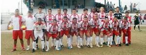 Noroeste sub 21 Jogos Regionais Lins campeão futebol
