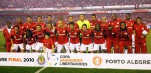 Internacional bicampeão Libertadores América 2010