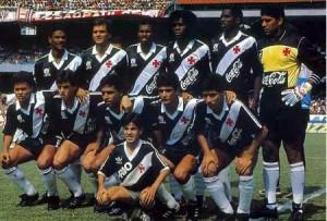 Vasco Boiadeiro Cruzeiro Flamengo Seleção Guarani