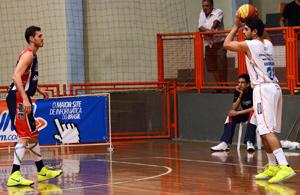 Andrezão: 18 pontos. Foto: Caio Casagrande/Bauru Basket