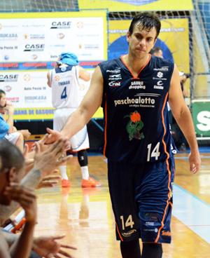 Fischer: mais uma boa partida. Foto: Caio Casagrande/Bauru Basket