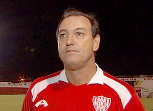 O técnico Vitor Hugo. Foto: Reprodução TV Tem