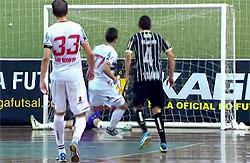Wellinton marca o primeiro gol bauruense