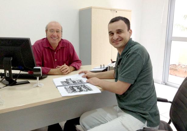 Numa das reuniões: edificante. Foto: Maria José Menezes/94FM