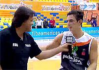 Ricardo fala à LDA TV. Foto: Reprodução