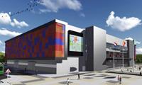 Arena municipal ainda é só um sonho... Imagem: Divulgação