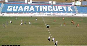 Estádio Dario Rodrigues Leite, o fim da linha para Martins. Foto: Cristiani Simão/Jornada Esportiva