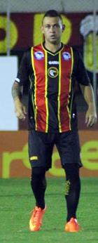 No time potiguar. Foto: Kaline Rodrigues/Globo FC