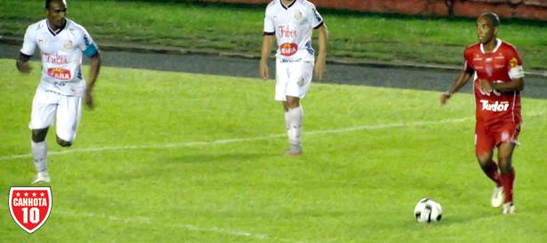 Marcelo Santos foi maestro: cabeça erguida e cadência