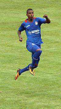 Chocolate fez 13 gols na base do Azulão. Foto: Divulgação/AD São Caetano