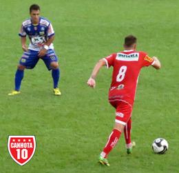 Rodrigo recuperou confiança na reta final da A3: outro bom jogo dele