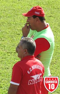Vitão e o ex-interino, Kami Mura: diálogo constante