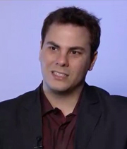 O advogado Filipe Rino:o otimismo. Foto: Reprodução Sportv