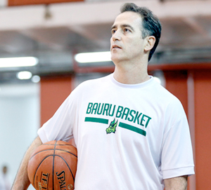Demétrius: treinadores cobram mudança. Fotos: Caio Casagrande/Bauru Basket