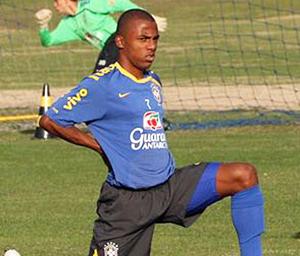 Jonatas na Seleção