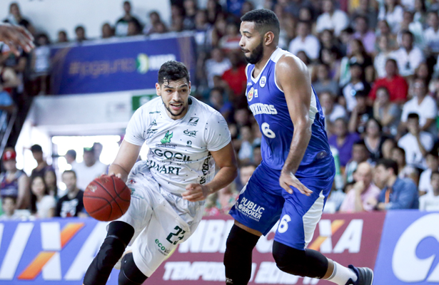 Bauru x Pinheiros: jogo 3 da semifinal do NBB