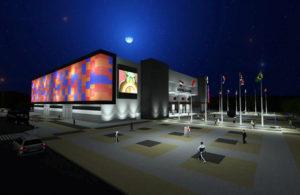 Novo ginásio: Arena Bauru