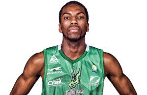 Kendall Anthony Bauru Basket