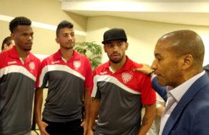 Copa Paulista: Mauro Silva e jogadores do Noroeste