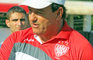 Vitor Hugo, técnico do Noroeste
