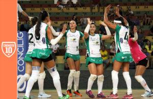 Tabela Paulista de vôlei feminino