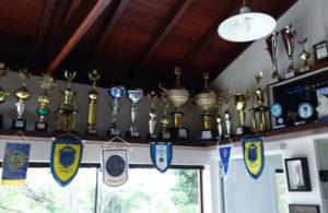 ABDA - sala de troféus