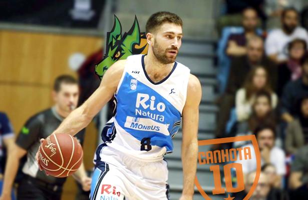 Osvaldas Matulionis - reforço do Bauru Basket