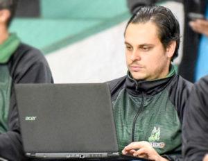 Bruno Camargo - preparador físico do Bauru Basket