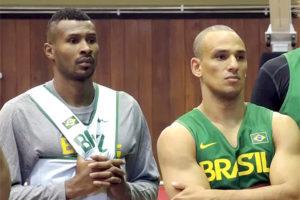 Alex Garcia e Leandrinho