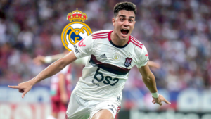 Reinier no Real Madrid