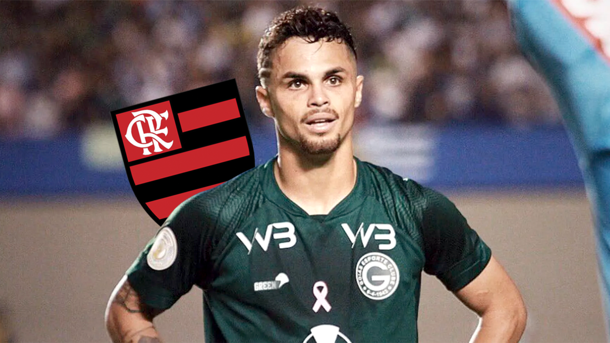Michael no Flamengo